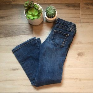 Girls Old Navy Bootcut Jeans